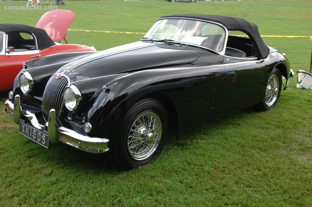 Auction Results And Data For 1959 Jaguar Xk150 Xk 150