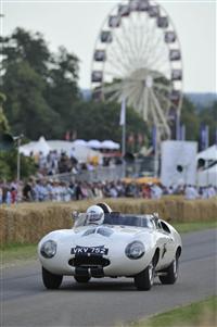 1960 Jaguar E2A image.