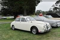 1960 Jaguar MK II image.