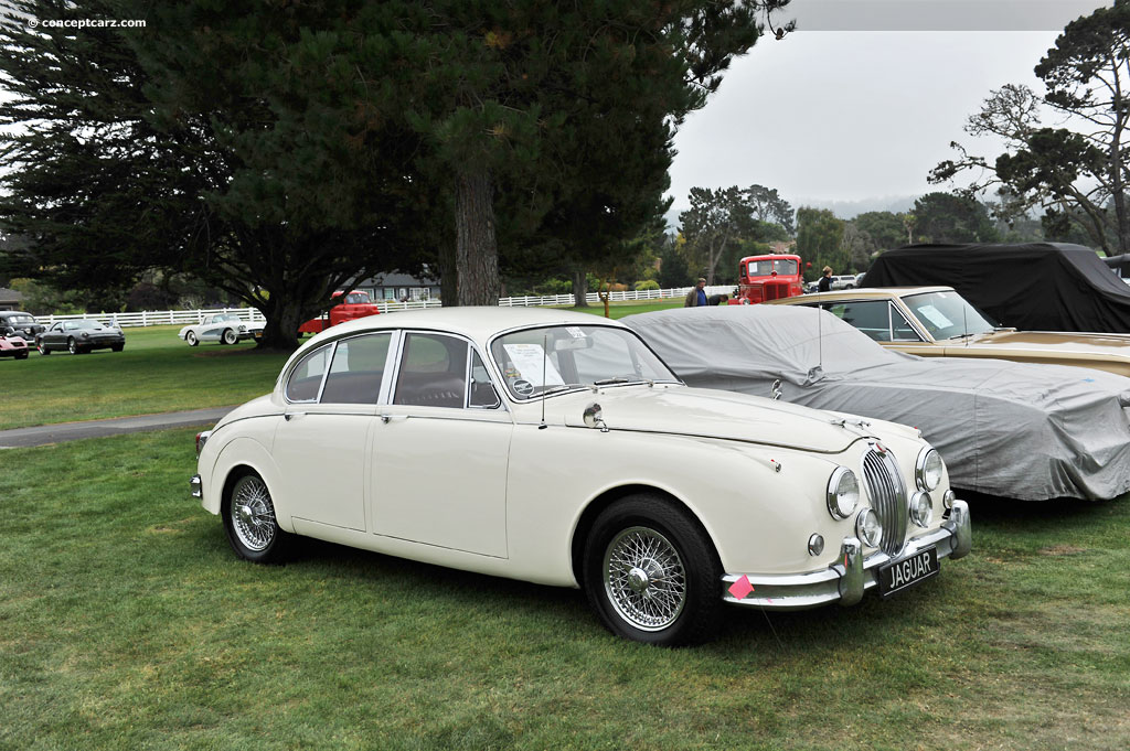 How To Rebuild Automatic Transmission >> 1960 Jaguar MK II Pictures, History, Value, Research, News - conceptcarz.com