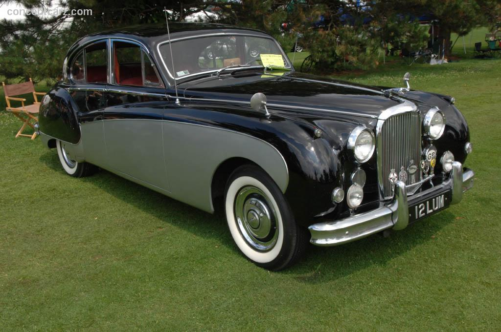 Auction Results And Data For 1960 Jaguar Mkix