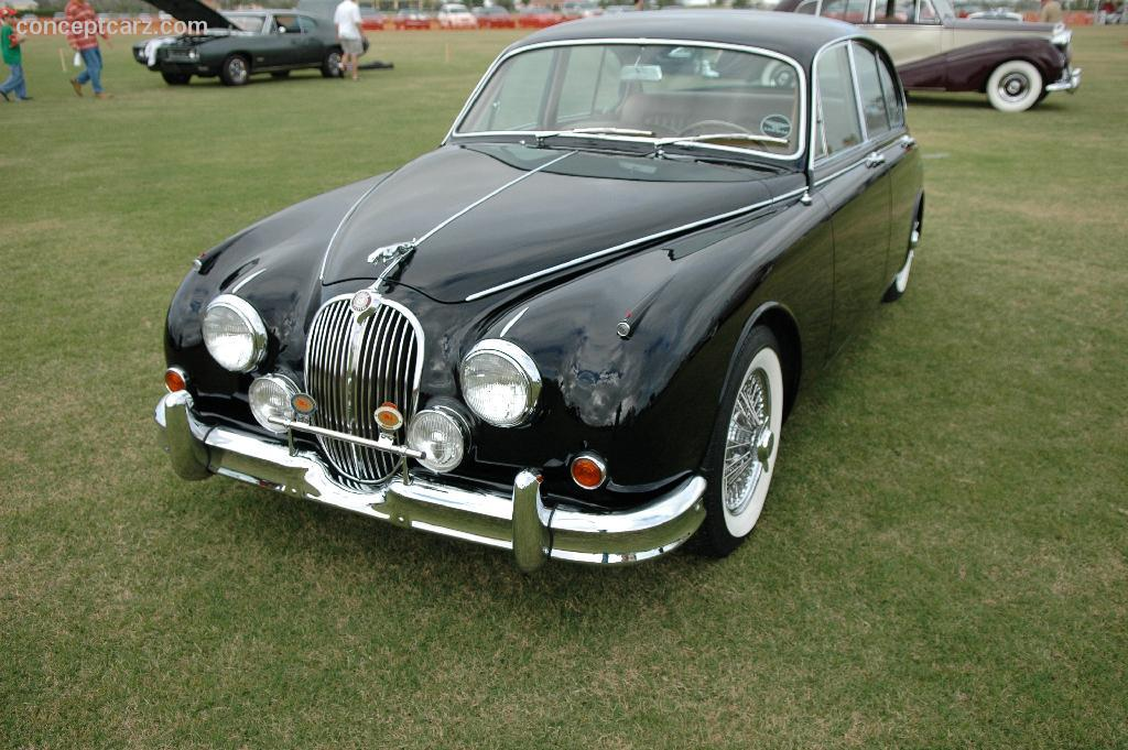 1960 Jaguar Mk Ii Image