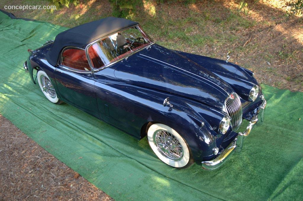 1960 Jaguar Xk 150 Pictures History Value Research