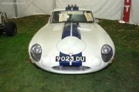 1961 Jaguar E-Type Semi-Lightweight image.