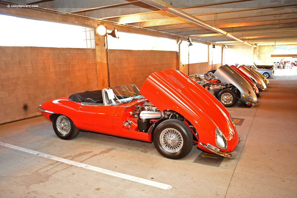 Jaguar E-Type XKE pictures and wallpaper
