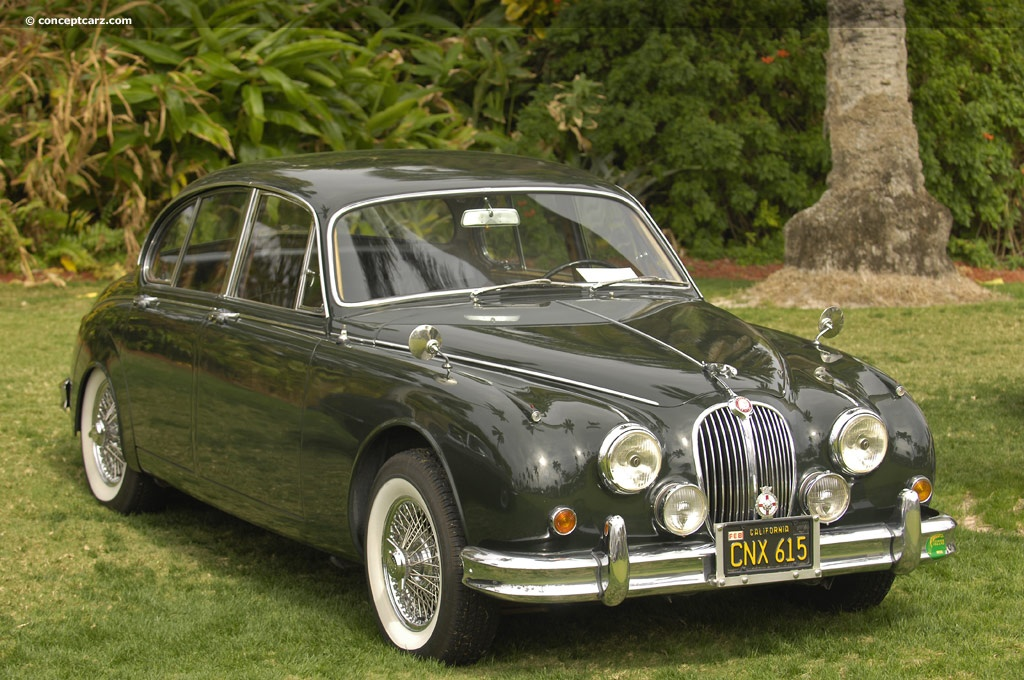auction results and data for 1962 jaguar mark ii. Black Bedroom Furniture Sets. Home Design Ideas