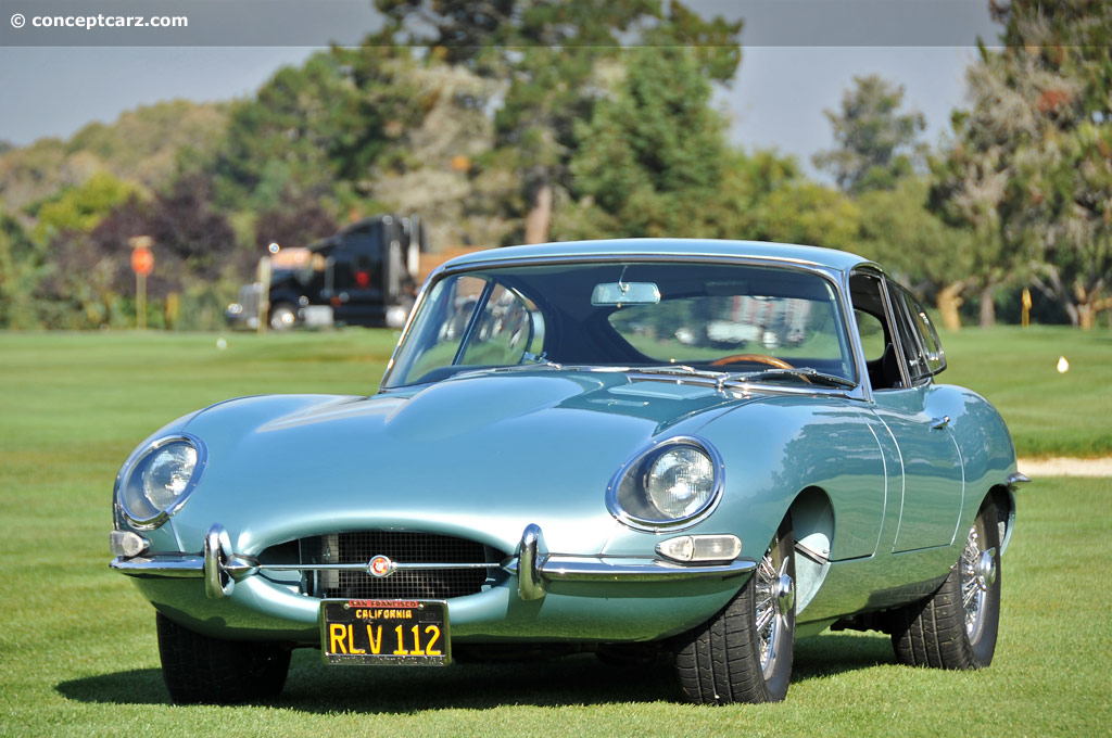 Auction Results And Data For 1963 Jaguar XKE E Type