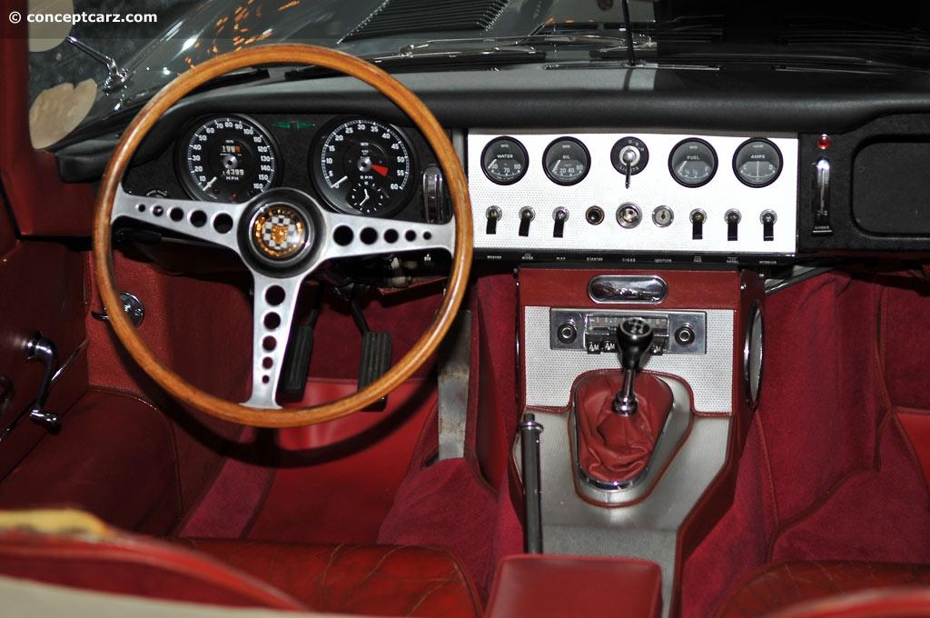 1963 Jaguar XKE E-Type Image