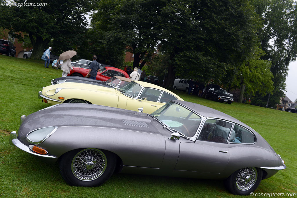 1963 jaguar xke e type at the pittsburgh vintage grand. Black Bedroom Furniture Sets. Home Design Ideas