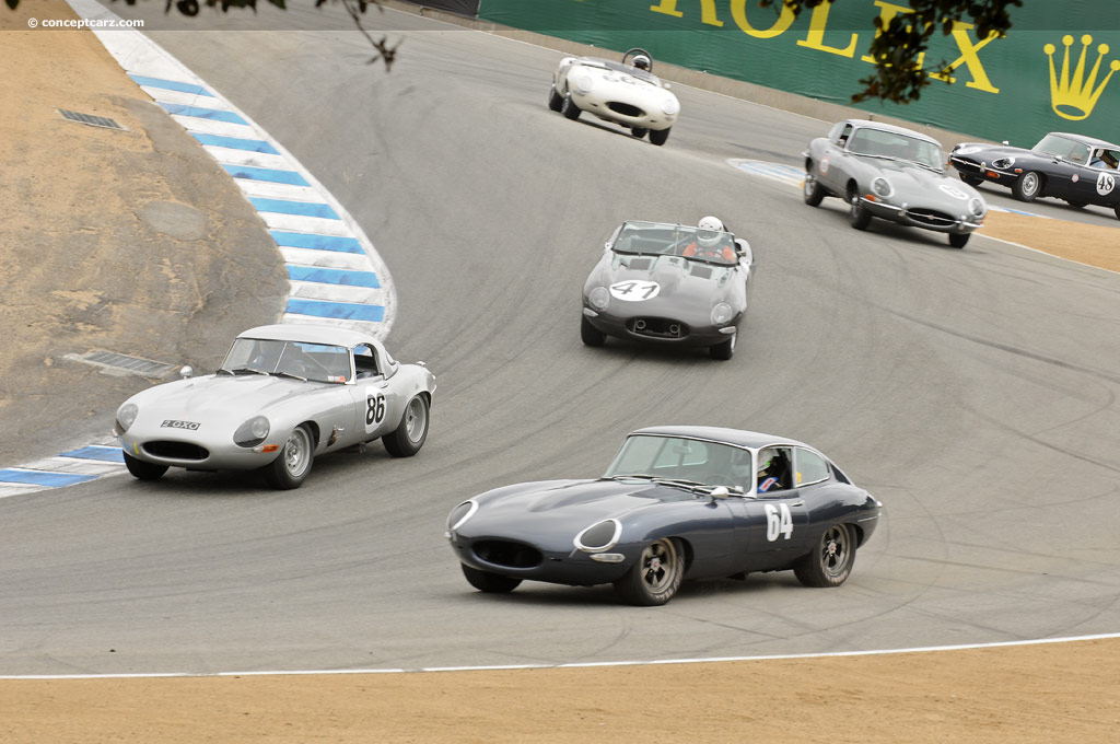 Auction results and data for 1963 Jaguar XKE EType RM Auctions