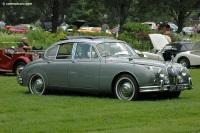1964 Jaguar 3.8 MKII image.