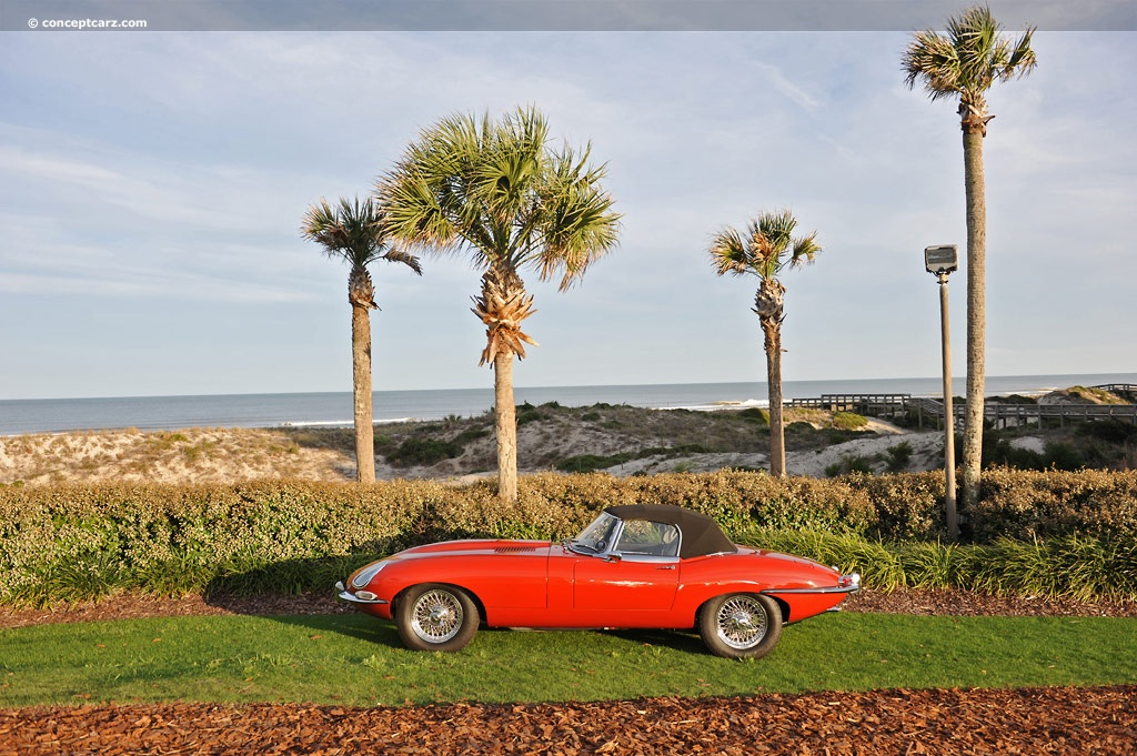 Jaguar XKE E-Type pictures and wallpaper