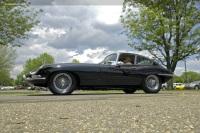 1966 Jaguar XKE E-Type image.
