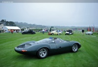 1966 Jaguar XJ13 image.