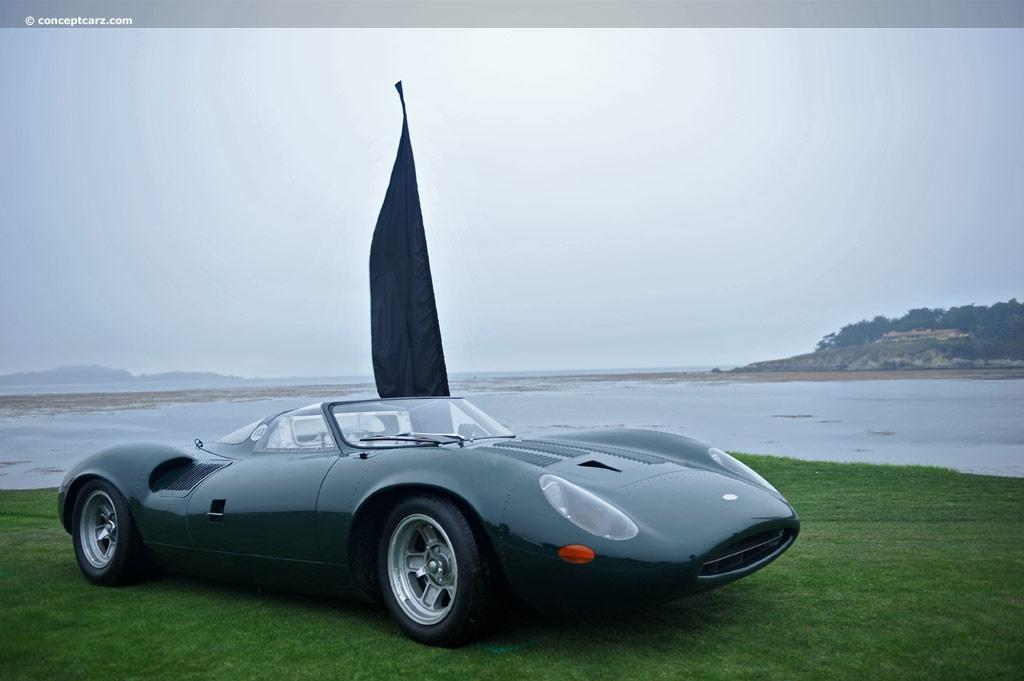 1966 Jaguar Xj13 Conceptcarz Com