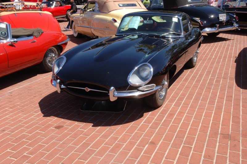 Auction results and data for 1966 Jaguar XKE EType  conceptcarzcom