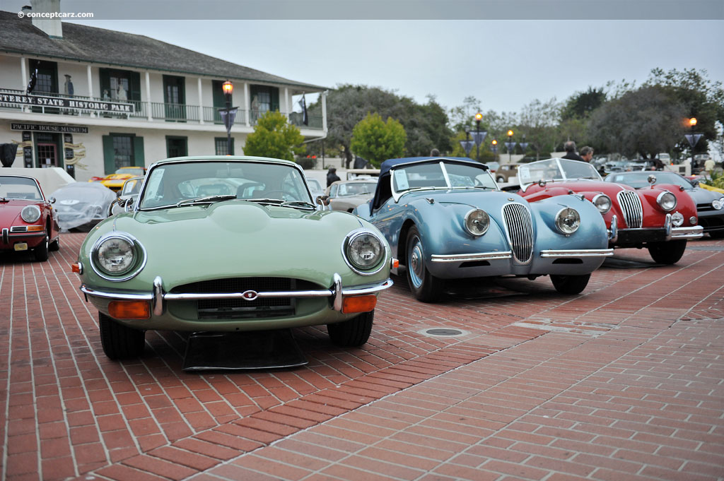 Auction results and data for 1969 Jaguar XKE EType  conceptcarzcom