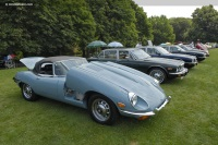 1969 Jaguar XKE E-Type image.