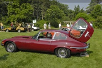 1972 Jaguar XKE E-Type