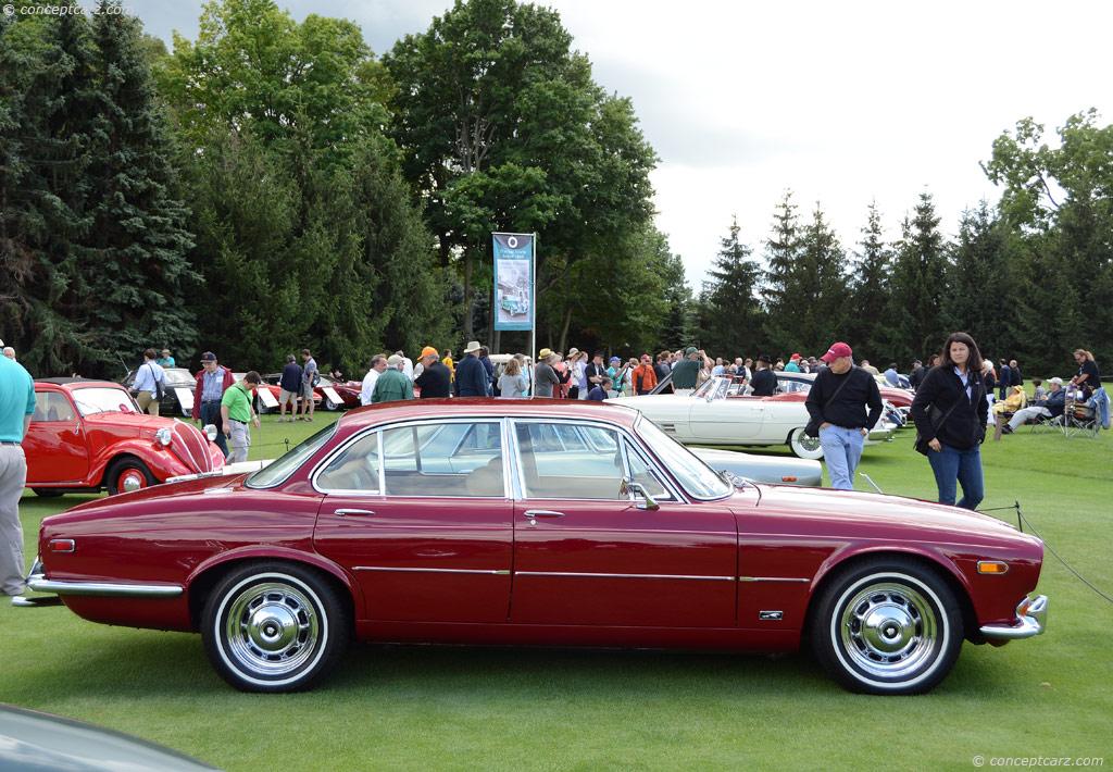 1972 Jaguar Xj6 Conceptcarz