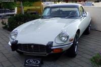 1974 Jaguar XKE E-Type image.