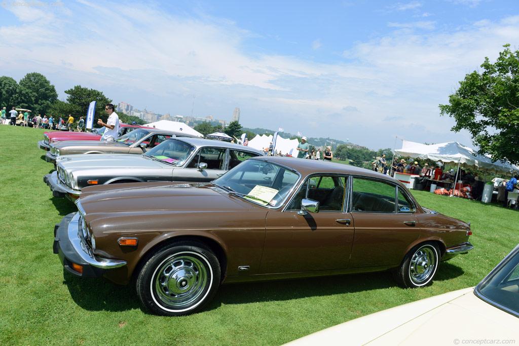 1978 Jaguar Xj12l Pictures History Value Research News