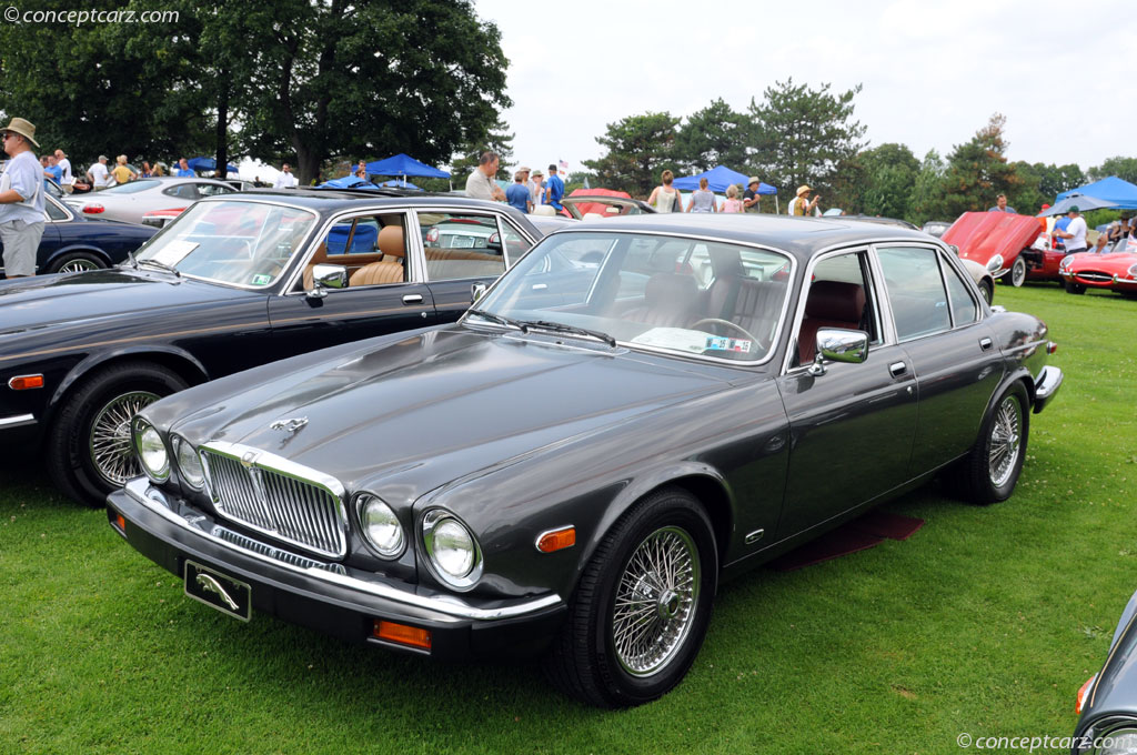 Auction Results And Data For 1985 Jaguar Xj6 Conceptcarz Com