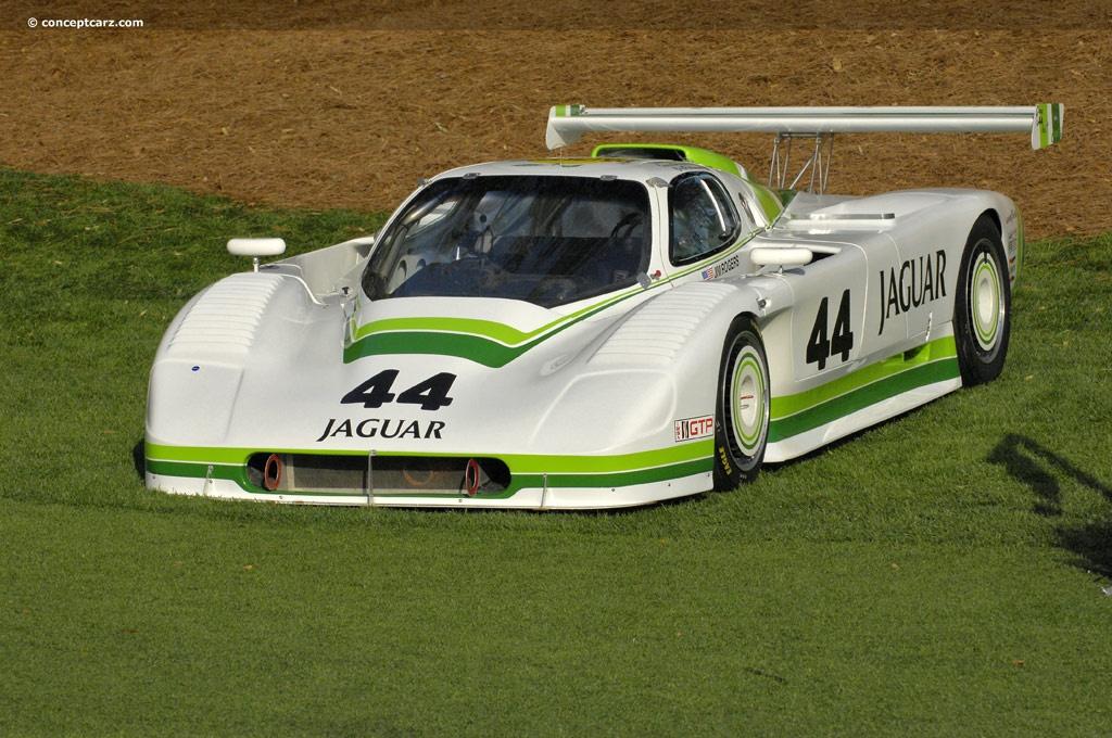 1985 Jaguar Xjr 7 Image Chassis Number 001