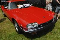 1986 Jaguar XJ-S image.