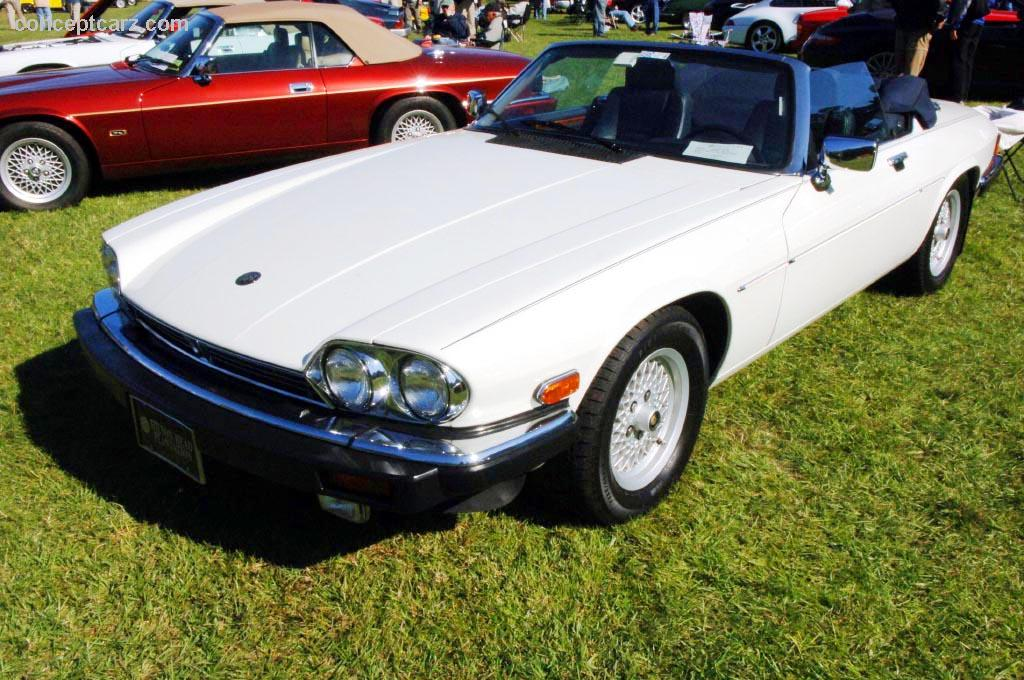 Auction Results And Data For 1990 Jaguar Xj S Russo