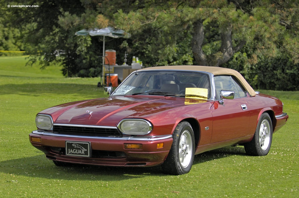 auction results and data for 1994 jaguar xjs. Black Bedroom Furniture Sets. Home Design Ideas