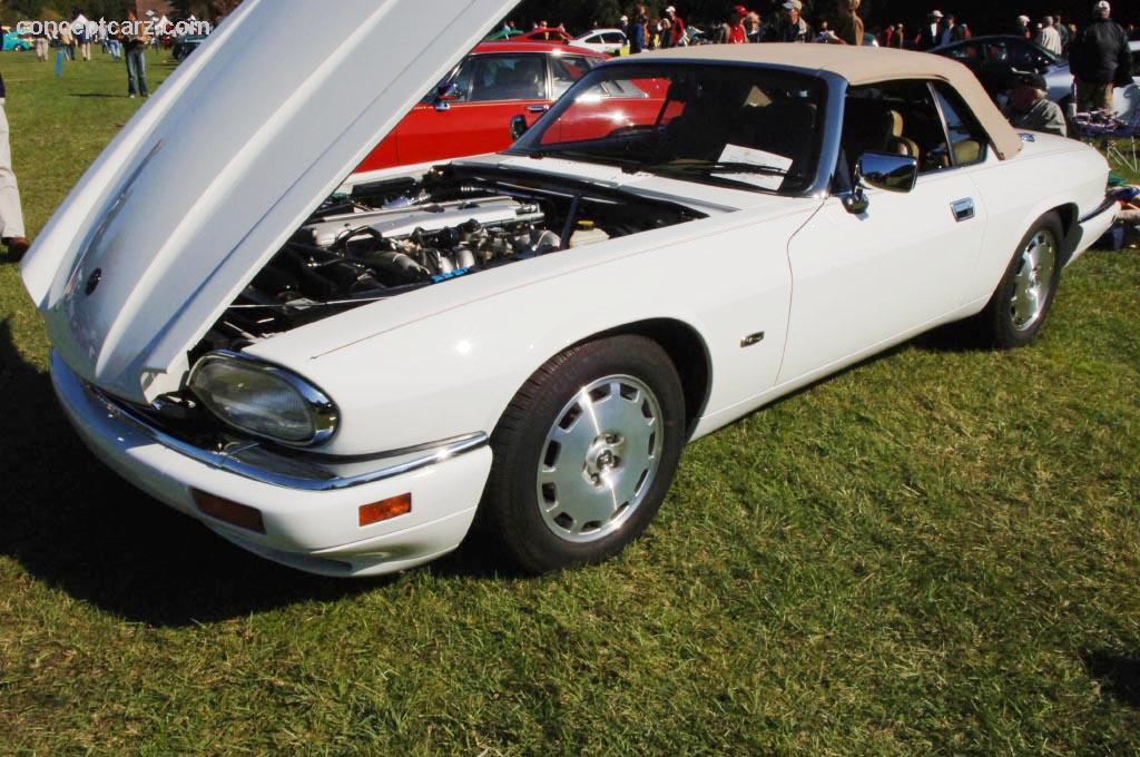 1995 jaguar xjs conceptcarzcom
