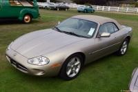 1997 Jaguar XK8 image.