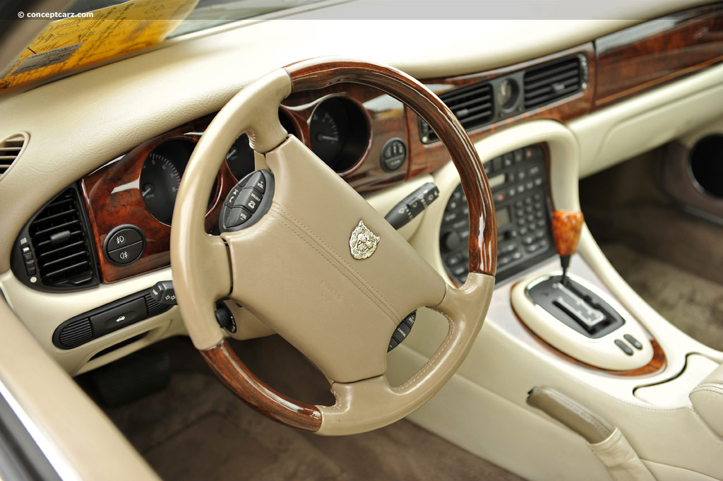 Auction Results And Data For 1998 Jaguar Xj Sedan