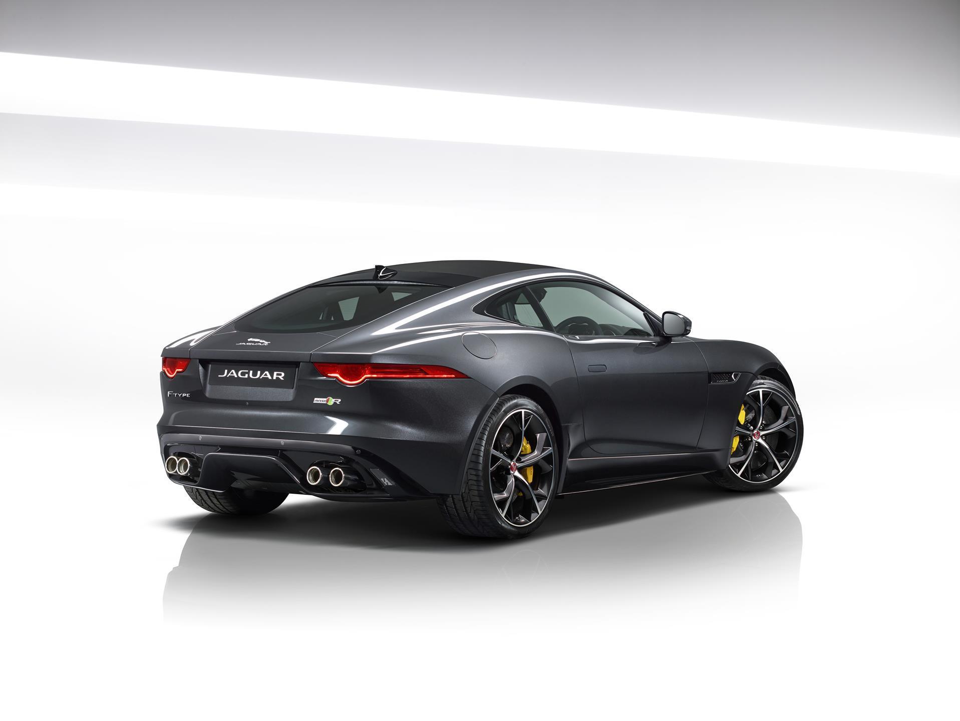 Jaguar F-Type Coupe  № 2429476 бесплатно