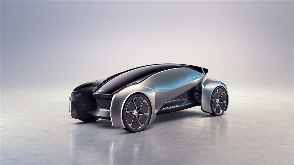 Jaguar FUTURE-TYPE Concept pictures and wallpaper