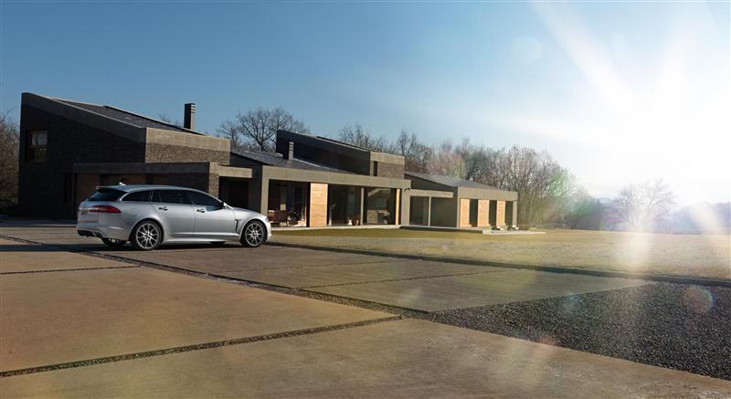 2012 Jaguar XF Sportbrake Image