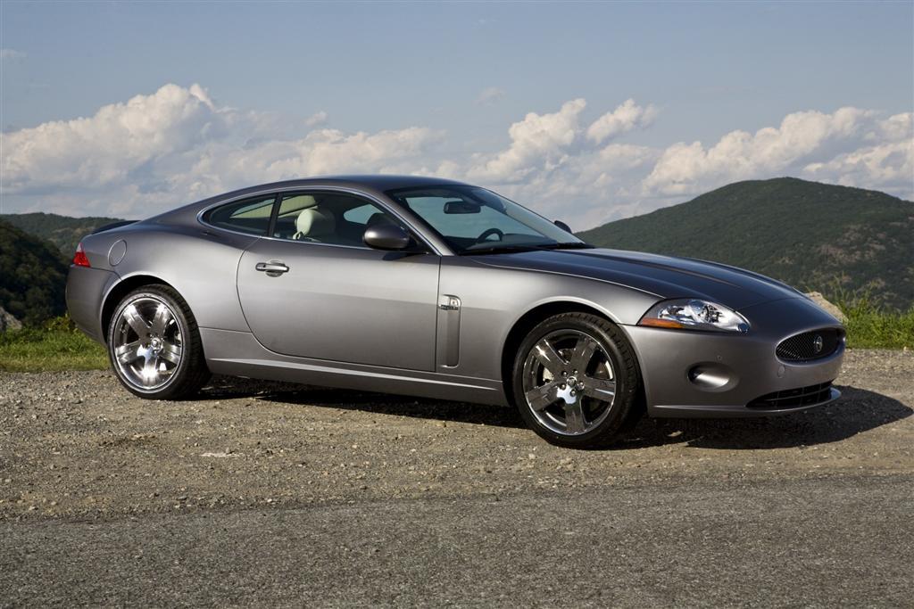 2009 Jaguar Xk Image