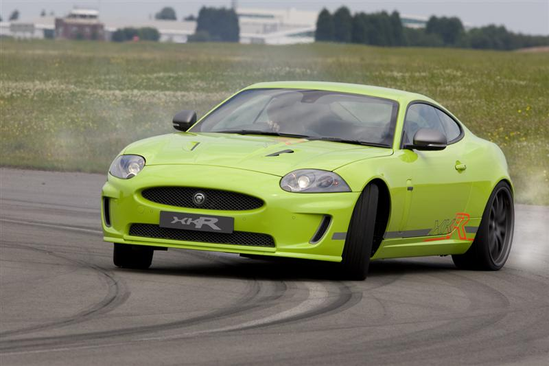 2010 Jaguar XKR Goodwood Special Image