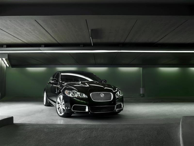 2010 Jaguar XFR Image