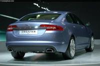 2009 Jaguar XF image.
