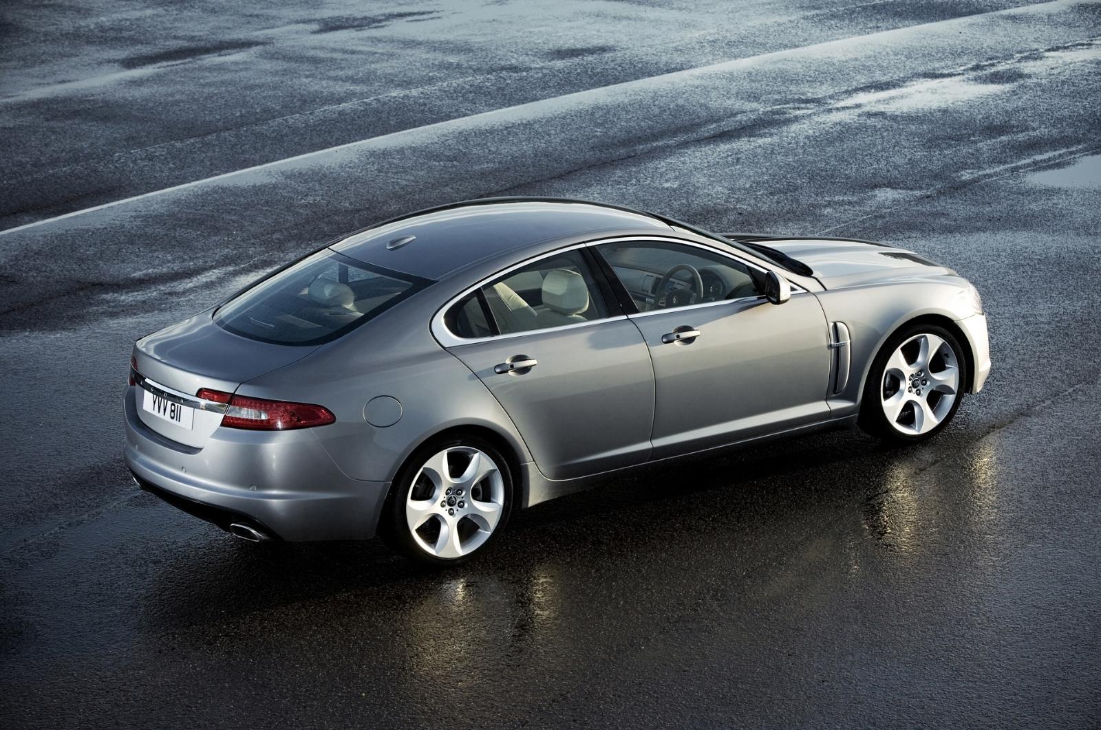 2009 Jaguar XF Image