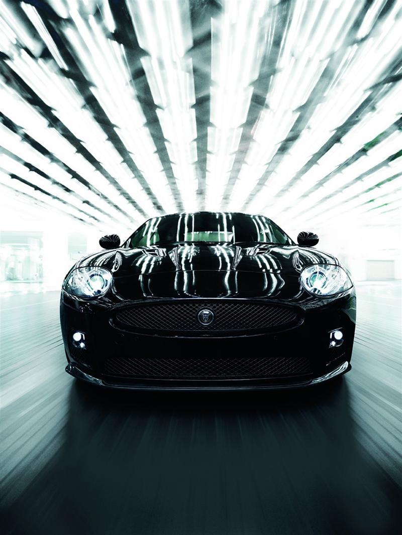 2008 Jaguar XKR-S