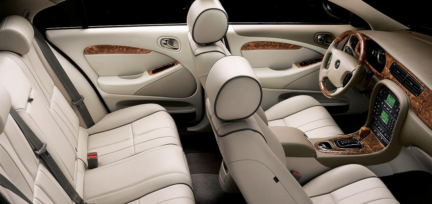 2005 Jaguar S Type Image