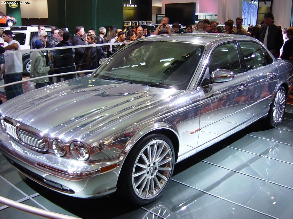 Auction Results And Data For 2003 Jaguar Xj8 Conceptcarz Com