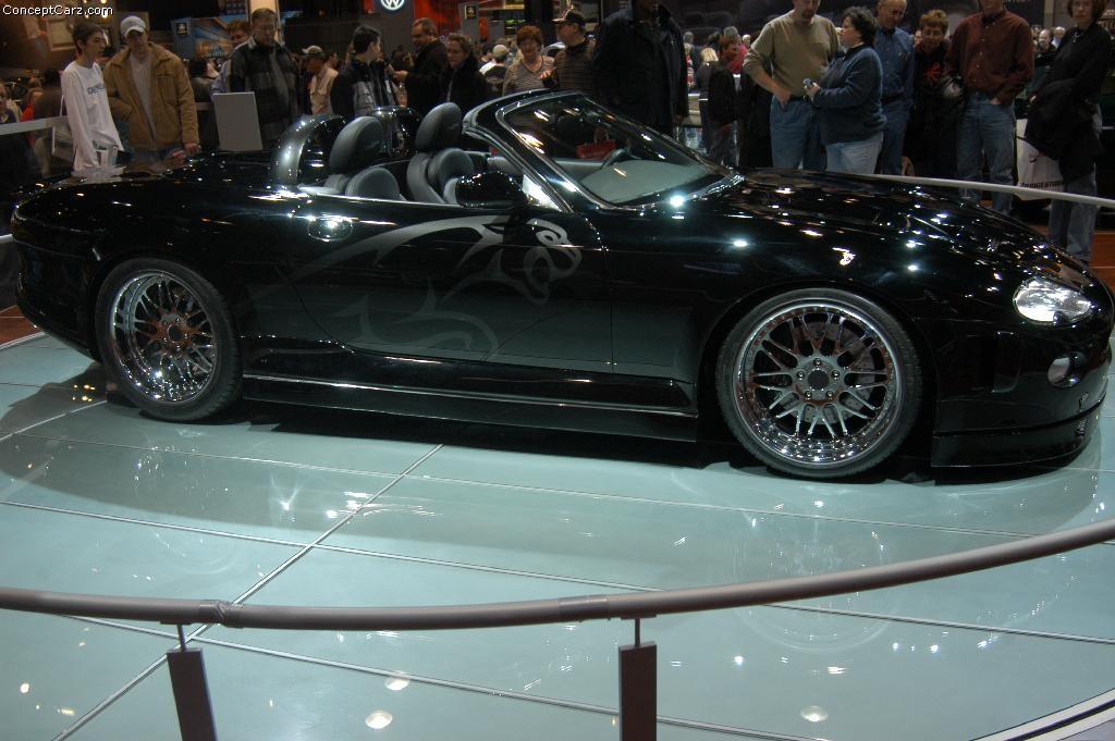 2004 Jaguar XKRS Image