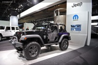2011 Jeep Wrangler Black Ops Edition image.