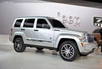 2011 Jeep Liberty 70th Anniversary Edition image.