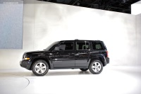 2011 Jeep Patriot 70th Anniversary Edition image.