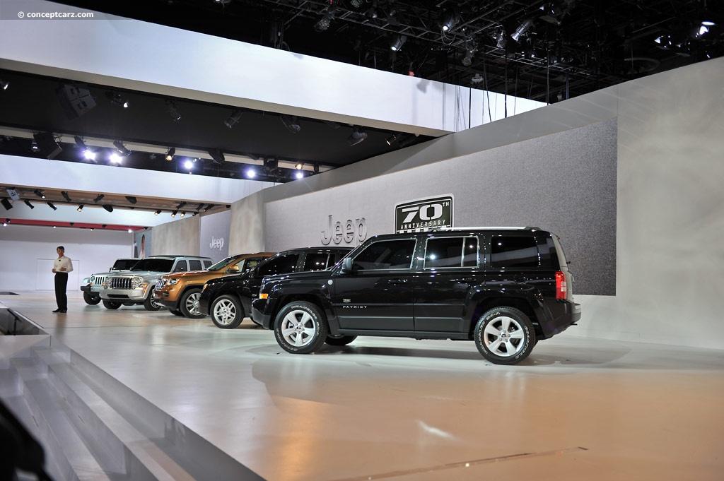 2011 Jeep Patriot 70th Anniversary Edition Conceptcarz Com